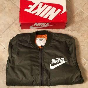 Air Tokyo Bomber Jacket
